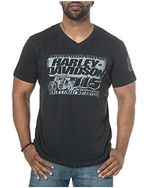 Men's 115th Anniversary Renaissance V-Neck Short Sleeve T-Shirt