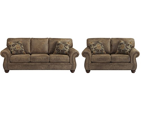 Signature Design by Ashley Larkinhurst Living Room Set with