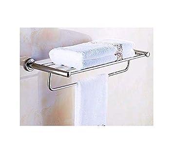 ZWJ Estante para Toallas, la casa para Atar en el Cuarto de baño Inodoro Brazo Minimalista Estilo 2, Montaje en Pared: Amazon.es: Deportes y aire libre