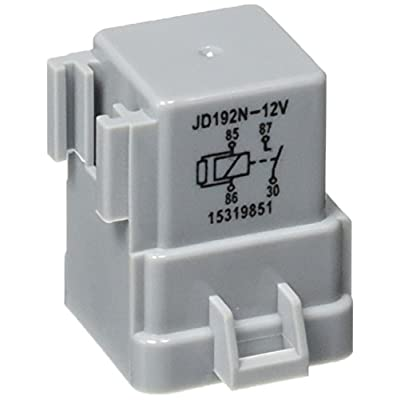 Standard Motor Products RY521 Relay: Automotive