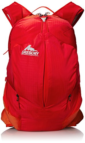 Gregory Mountain Products Miwok 18 Daypack, Tropic Orange, One Size