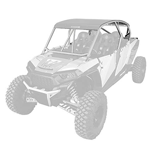 (Pro Armor P144C025 Baja Cage System with V Intrusion Bar RAW UNPAINTED 2014-2018 RZR XP 4 1000 Turbo)