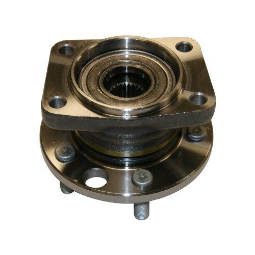 GMB 713-0001 Wheel Bearing Hub Assembly by GMB