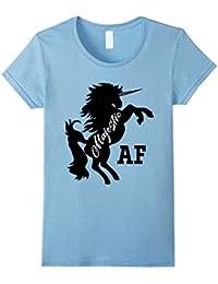 Majestic AF Unicorn Team Shirt : Magical Squad Mom Birthday
