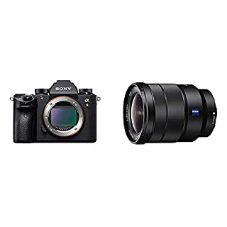 Sony a9 Full Frame Mirrorless Interchangeable-Lens Camera (Body Only) (ILCE9/B),Black with Sony 16-35mm Vario-Tessar T FE F4 ZA OSS E-Mount Lens