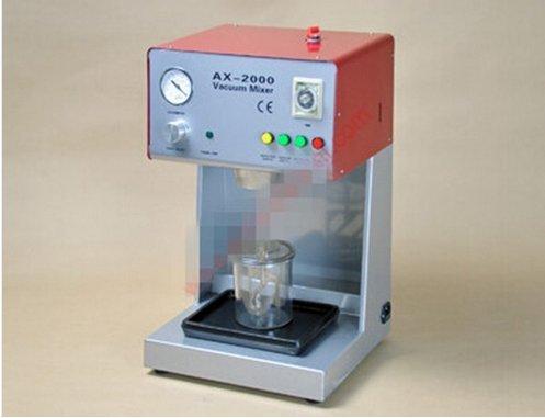 Boshi Electronic InstrumentCE Certify 220V/110V AX-2000 Dental Lab Equipment Digital Vacuum Mixer With Built-in Vacuum Pump 550 Or 750ml Mixing Beaker Optional by Boshi Electronic Instrument (Image #1)