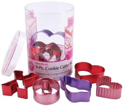valentine cookie cutters - 6