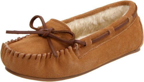 Closed Toe Womens Tamarac Molly On Slip Slippers Chestnut 41qEpx