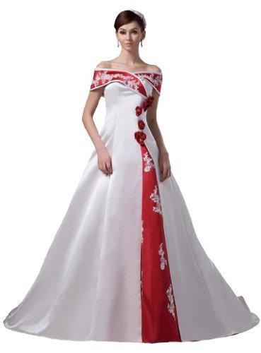 Romantic Red Themed Wedding | WebNuggetz.com