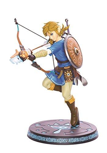 Dark Horse Deluxe The Legend of Zelda: Breath of The Wild: Link Figure ()