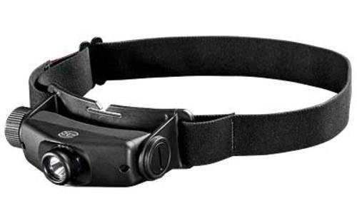 SureFire Maximus Rechargeable Variable-Output LED Headlamp Color: Black Size: One Size Model: HS3-A-BK by SureFire (Image #1)