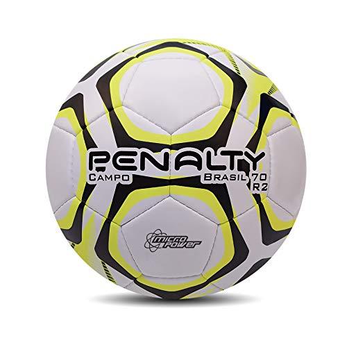 Bola Campo Brasil Penalty Amarelo