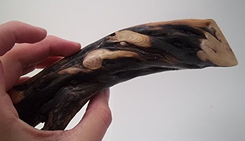 western-sagebrush-wood-knife-wand-handle-hand-sanded-tung-oil-finish-h41