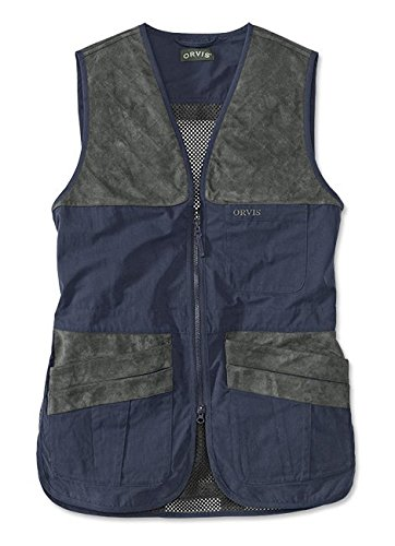 Mens Orvis Clays Shooting Vest