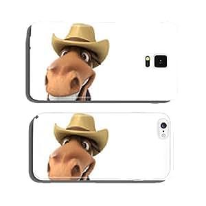 Fun horse cell phone cover case Samsung S6