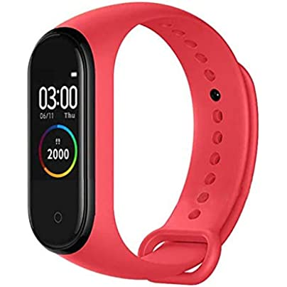 DMMDHR Smart Wristband Smart Bracelet Band Waterproof Smart Band Blood Pressure Heart Rate Monitor Fitness Tracker Smart Watch Estimated Price £42.00 -