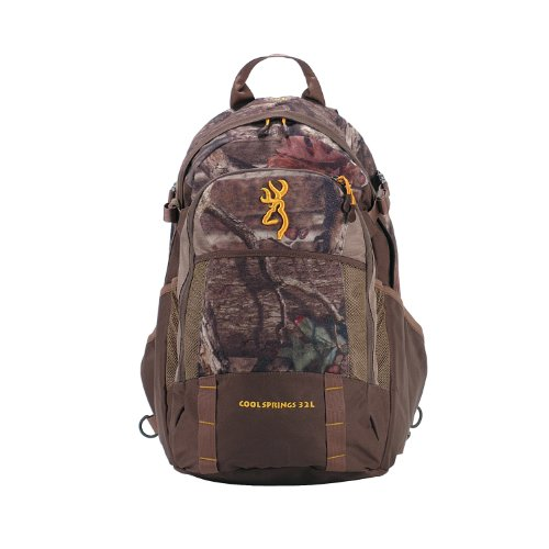Browning Cool Springs 32-Liter Back Pack, Real Tree AP