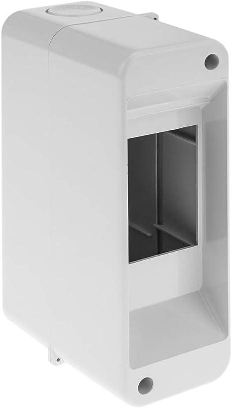BeMatik - Caja de Superficie de automatismos eléctricos para 2 ...