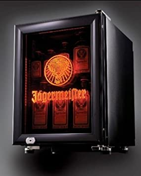 Jagermeister Counter Freezer Amazoncouk Kitchen Home
