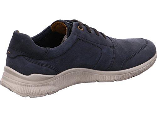 Ecco Irondale Mænd Sneakers Blå 5mHqSpe
