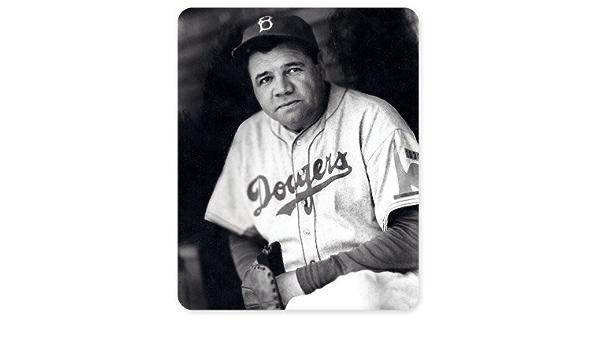 Amazon.com: AK Wall Art Babe Ruth Baseball Legend Vinyl Sticker ...