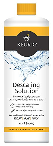 Keurig 14 Ounce Descaling Solution, Set of 5 by Keurig