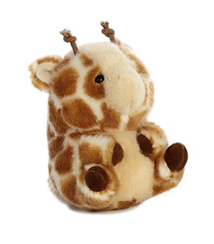 Aurora World 16381 Rolly Pet Giminy Giraffe Plush, 5