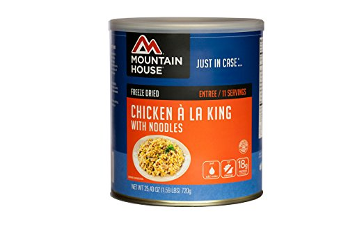 Mountain House Chicken a la King with Noodles #10 Can