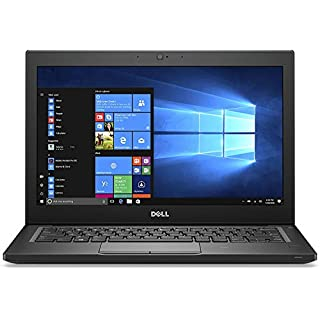 Dell Latitude 7000 7280 Business Ultrabook: 12.5in Gorilla Glass Touchscreen (1920X1080), Intel i7-7600U, 256GB SSD, 16GB DDR4, Windows 10 Professional (Renewed)
