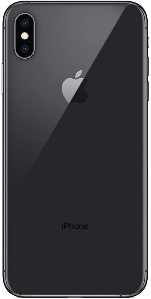 Best OEM Apple iPhone X Replacement Back Glass Cover Back Battery Door w/Pre-Installed Adhesive,Best Version Apple iPhone X All Models Replacement (Space Gray)