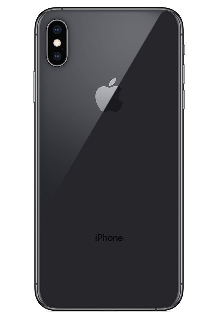 Best OEM iPhone X Back Glass Cover Battery Door Replacement w/Adhesive (Space Gray) by Coogle