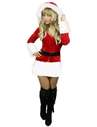 Yummy (Cheap Santa Girl Costumes)
