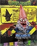 Zombie Garden Gnome - Gned the Blue Gnombie