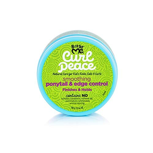 Just for Me Curl Peace Smoothing Ponytail &