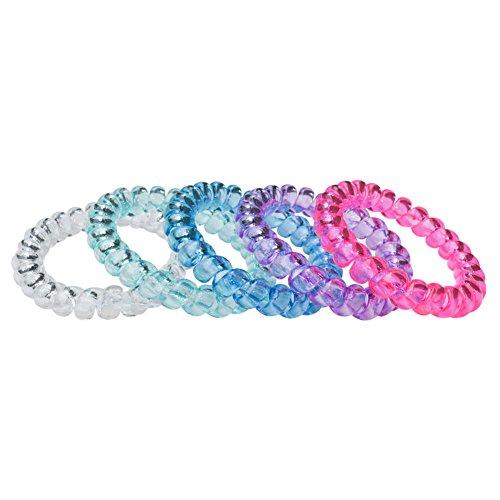 Munchables Sensory Stretchy Kids Bracelets - Set of 5 (Pinks)]()