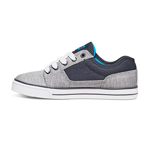 DC Niños Zapatillas Tonik TX SE B Shoe–Grey Heather
