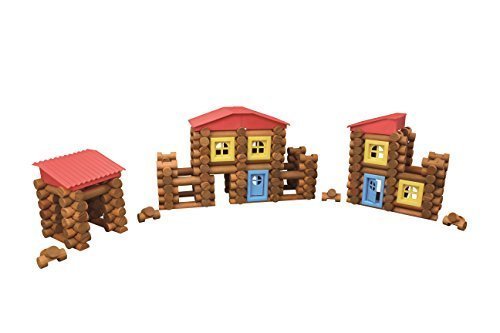 Tumble Piece Tree Timbers - Tumble Tree Timbers (270-Piece) by Tumble Tree Timbers