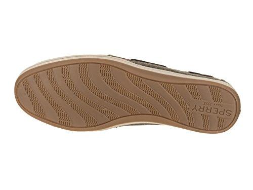 Boat Shoe Women's Sperry Barrelfish Top Sider Taupe q4vIAv