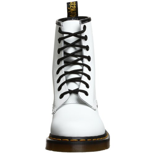 Leather Leather 1460 US M Patent 8 B Eye Women's Men Women White D Marten's Dr 10 Smooth M Boots 11 US YqvEUHw