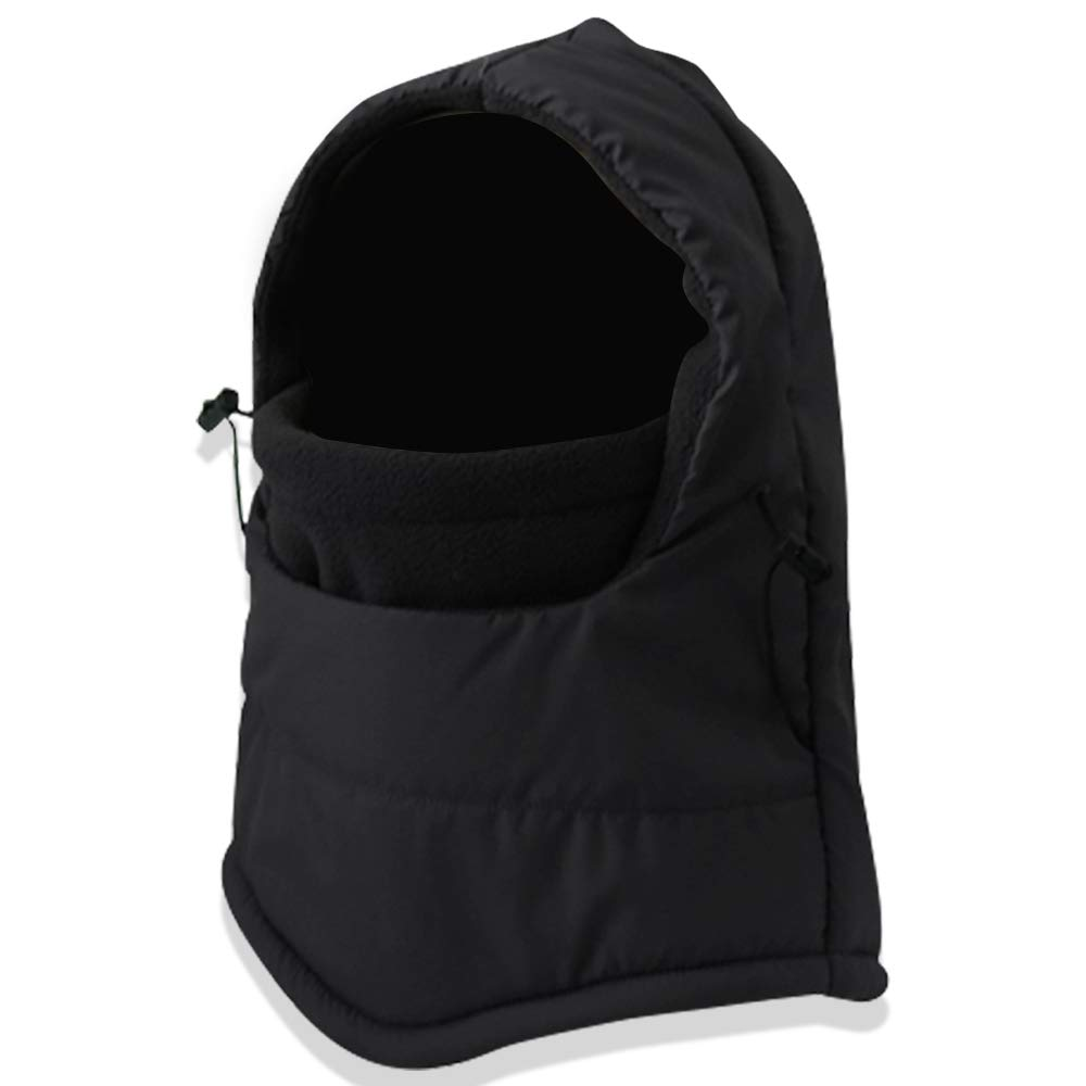 Suntapower Neckwarmer and Ski Mask Balaclava, Unisex and Unisize, Warm Fleece Inside-Snow & Wind Proof by Polyester Outside,Ideal for Motorcyclists,Cyclists,Skiing,Fishing,Hiking,Mountaineering