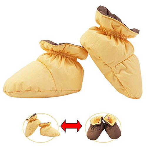 Nanny McPhee Infant Shoes Newborn Baby Bootie Unisex Baby Boys Winter Warm Crib Shoes Snow Boots Baby Slippers Feet Warmer 4-12 Months  Infant Newborn Skateboards