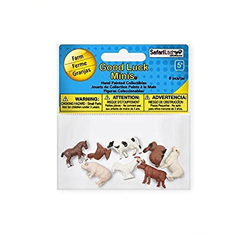 Safari Ltd Safari Farm Fun Pack (4in 1 Fun Pack)