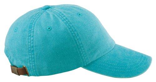 Adams Cotton Twill Classic Optimum Cap - Caribbean Blue