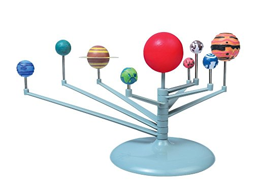 iLoonger Solar System Planetarium 3D Model Learning Study Science Kit Educational Astronomy Model Gift (Astronomy Kits)