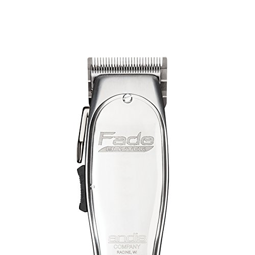 Andis Professional Fade Master Hair Clipper with Adjustable Fade Blade with a Andis Master Dual Magnet 5-Comb Set with a BeauWis Blade Brush by Andis (Image #3)