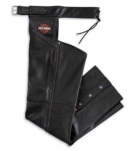 Harley Davidson Leather Jeans - 4