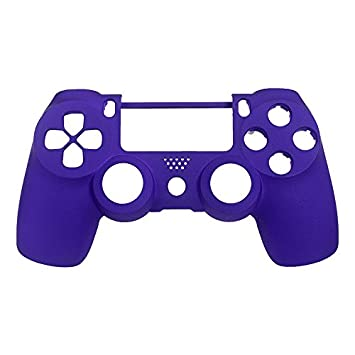 Amazon.com: extremerate color morado tacto suave carcasa de ...