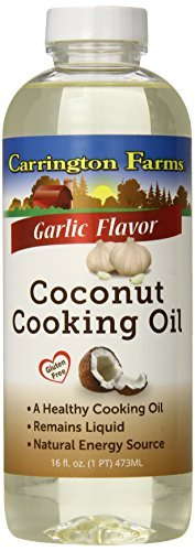 Carrington Farms Oil Coconut Cooking Garli by Carrington Farms (Image #1)