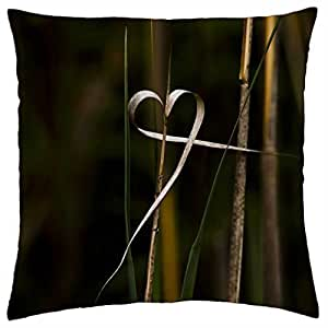 natures heart - Throw Pillow Cover Case (18