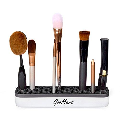 GooMart Silicone Makeup Cosmetic Organizer
